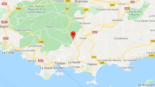 Location de Gîte dans le Var à Belgentier